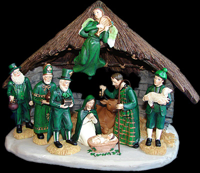 An Irish Nativity